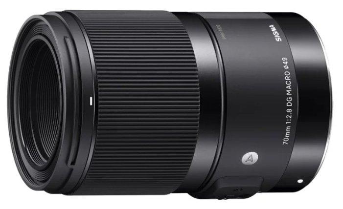 Объектив Sigma 70mm f/2.8 DG Macro Art Sony E