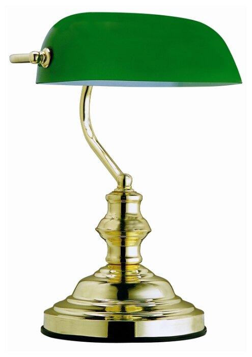 Настольная лампа Globo Lighting ANTIQUE 2491, 60 Вт — купить по выгодной цене на Яндекс.Маркете
