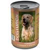Корм для собак Dog Lunch Говядина с сердцем и печенью в желе для собак