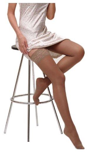 Чулки компрессионные закрытый носок (профилактические) арт. eu 202 эргоформа