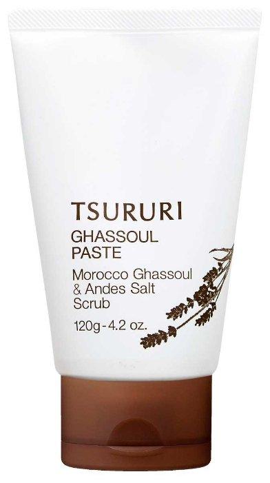 BCL пена скраб для лица Tsururi ghassoul