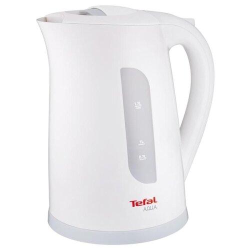 Чайник Tefal KO270130, белый пластик цена 2017