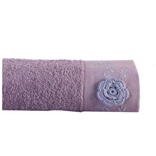 Аллегро полотенце Прованс 70х140 см лиловый