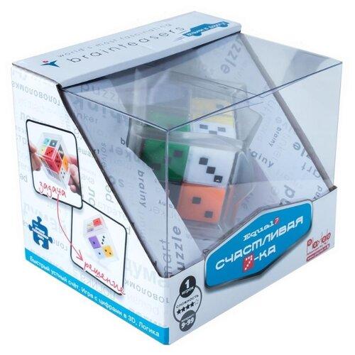 Купить Головоломка Recent Toys Счастливая Семерка (RT24) белый, Головоломки