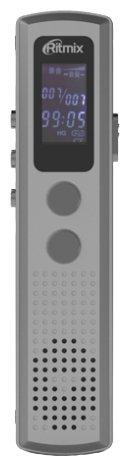 Диктофон Ritmix RR-120 8GB black