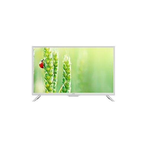 Фото - Телевизор JVC LT-24M585W 24 (2018), белый led телевизор jvc lt 24m485w