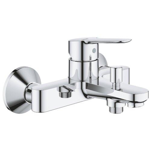 Смеситель для ванны с подключением душа Grohe BauEdge 23605000 однорычажный