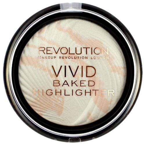REVOLUTION Хайлайтер Vivid Baked Highlighter matte lightsХайлайтеры и скульптурирующие средства<br>
