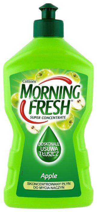 Morning Fresh Концентрированное средство для мытья посуды Apple
