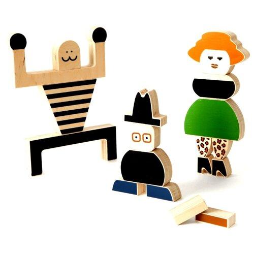 Игровой набор Шуша Человечки 00032Игровые наборы и фигурки<br>