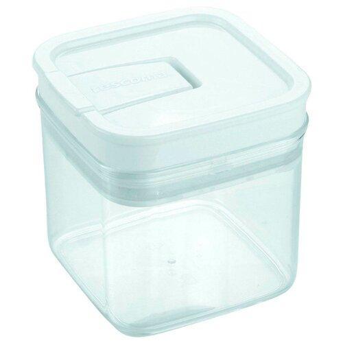 Tescoma Контейнер для хранения продуктов Airstop 500 мл прозрачный/белый