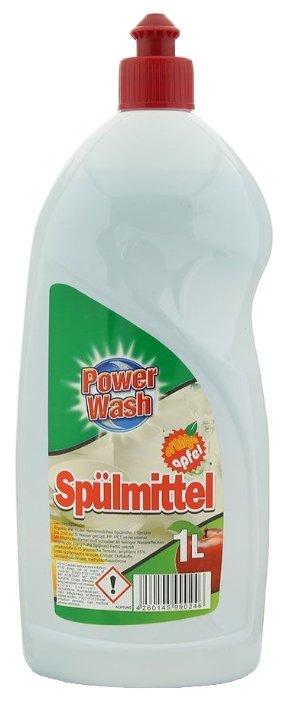 Power Wash Жидкость для мытья посуды Apfel