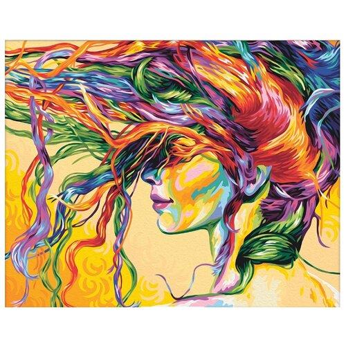 Купить Мосфа Картина по номерам Краски ветра 40х50 см (7С-0293), Картины по номерам и контурам