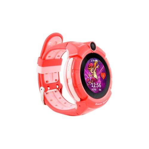 Часы Кнопка жизни Sport красный
