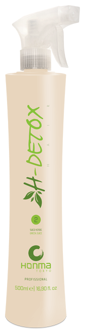 Honma Tokyo Детокс-флюид восстанавливающий H-Detox для волос и кожи головы