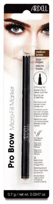 Ardell карандаш для бровей Micro Fill Marker