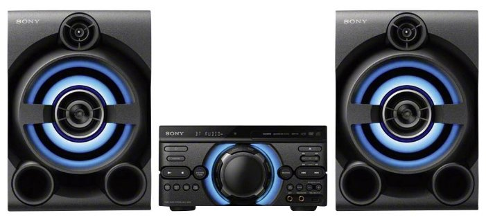 Sony Музыкальный центр Sony MHC-M60D