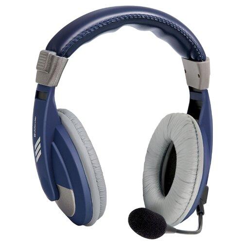 Компьютерная гарнитура Defender Gryphon HN-750 синий гарнитура