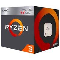 Процессор AMD Ryzen 3 2200G Raven Ridge (AM4, L3 4096Kb) BOX