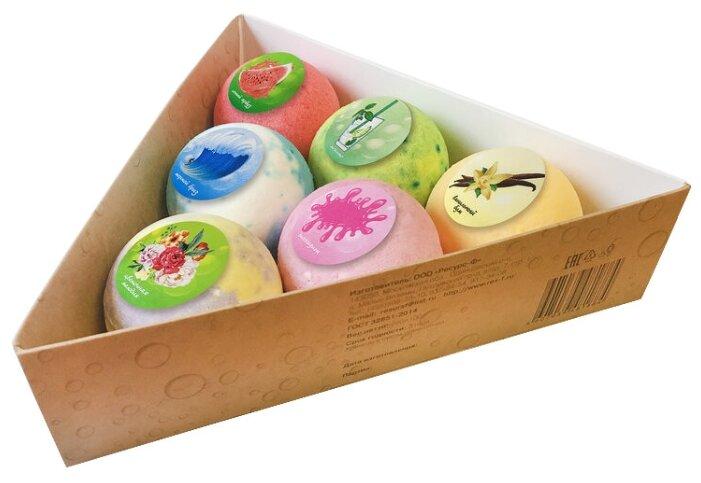 Стоит ли покупать Ресурс Здоровья Набор Бурлящие шары ассорти 6 штук, 760 г - 6 отзывов на Яндекс.Маркете