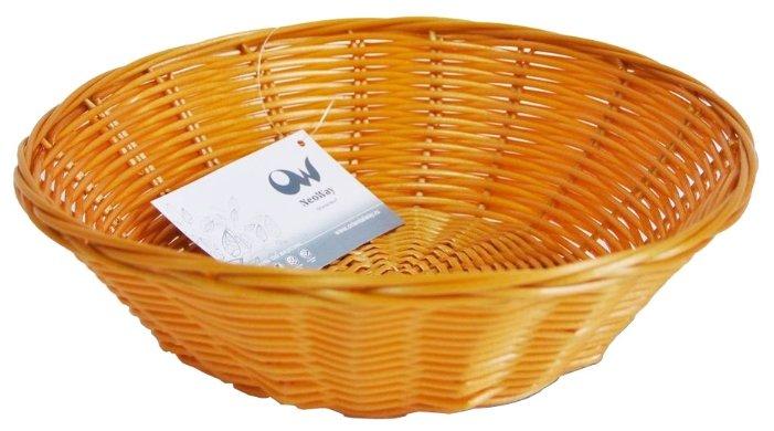 Корзинка для хлеба Oriental Way Мульти MJ-PP002BR коричневый