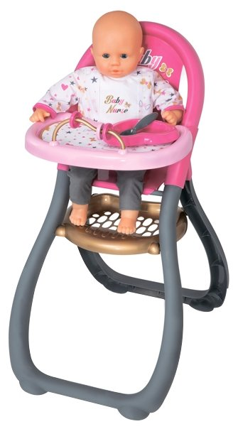 Smoby Стульчик для кормления Baby Nurse (220310)