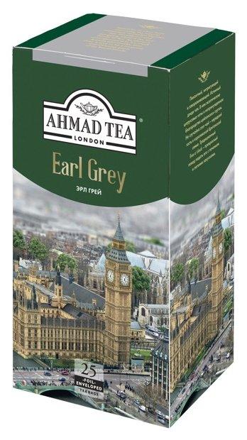 Чай черный Ahmad Tea Earl G... — купить по выгодной цене на Яндекс.Маркете