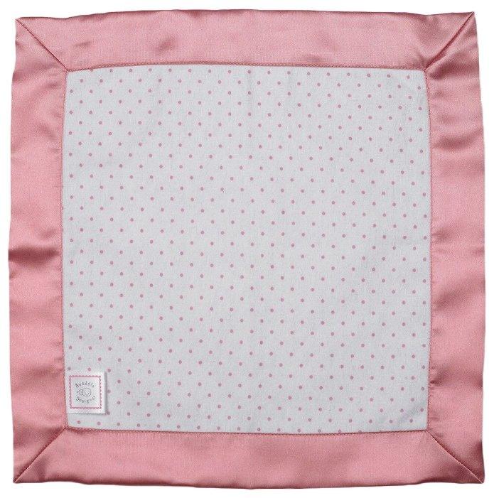 Комфортер Swaddle Designs Cotton Baby Lovie Polka Dots[