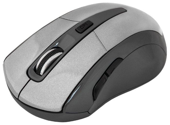 Мышь Wireless Defender Accura MM-965 52966 красная, 800-1600dpi, USB, 6 кнопок
