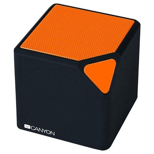 Портативная акустика Canyon CNS-CBTSP2 черный портативная акустика canyon cne cbtsp6 black