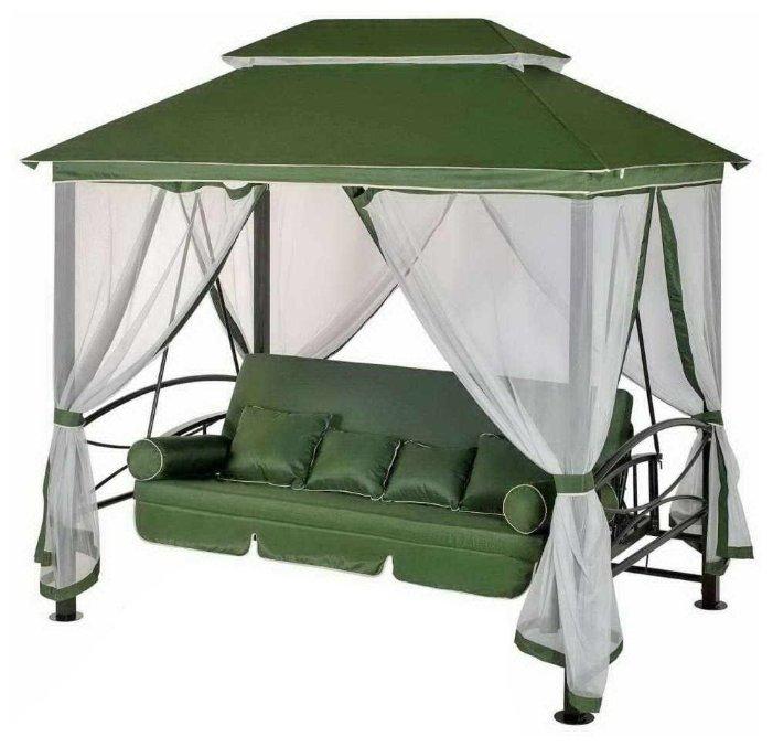 Садовые качели Удачная мебель Ницца