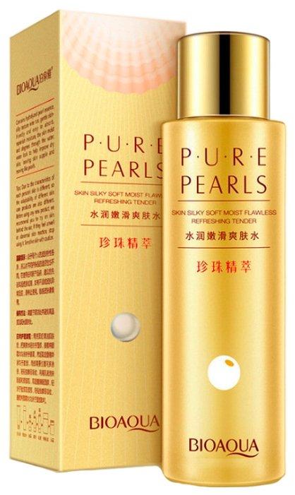 BioAqua Лосьон увлажняющий Pure Pearls