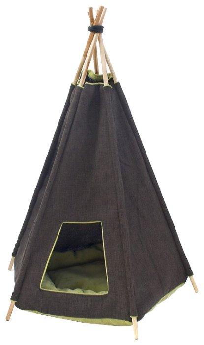 Домик для кошек 7Pet Вигвам 50х50х60 см