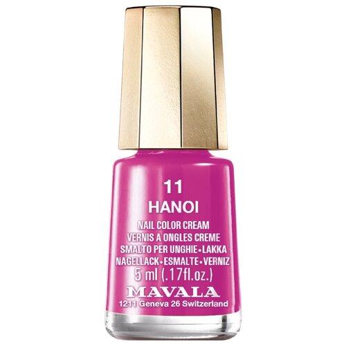 Лак Mavala Nail Color Cream, 5 мл, оттенок 11 Hanoi mavala nail color