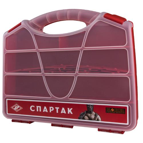 Органайзер BLOCKER Спартак BR4006 38 х 31 x 6.5 см красный