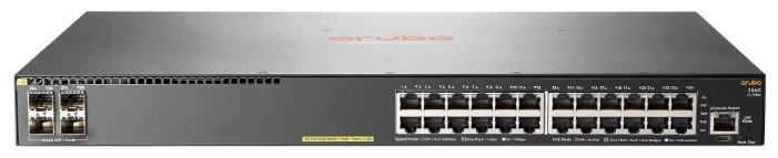 Коммутатор HP Aruba 2540 24G PoE+ 4SFP+