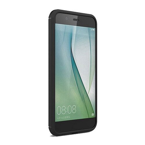 Чехол UVOO Carbon Design для Huawei Nova 2 (U003487HUA) черныйЧехлы<br>