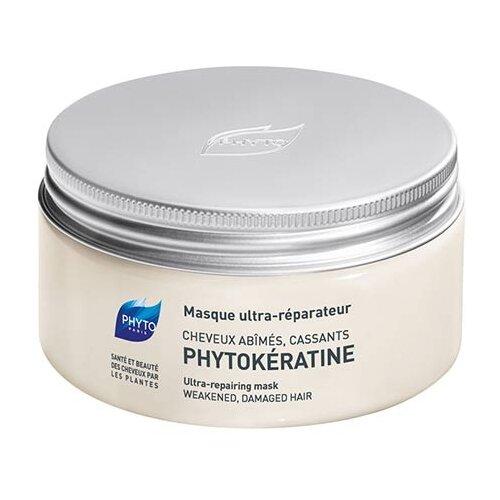 PHYTO Phytokeratine Маска для волос Ультра-восстановление, 200 мл phyto для волос официальный сайт