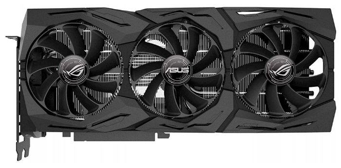 ASUS Видеокарта ASUS GeForce RTX 2070 1410MHz PCI-E 3.0 8192MB 14000MHz 256 bit HDMI HDCP Strix Gaming OC