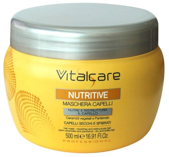 VITALCARE NUTRITIVE Маска для сухих и ломких волос