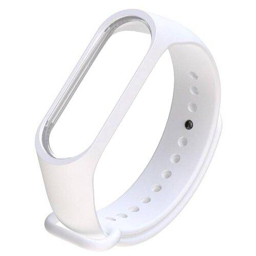 Xiaomi Силиконовый ремешок для Mi Band 3 белый