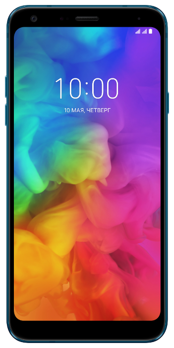 Смартфон LG Q7+