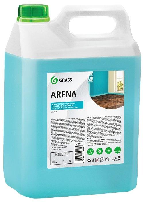 Купить GraSS Средство для мытья полов Arena 5 кг по низкой цене с доставкой из Яндекс.Маркета (бывший Беру)
