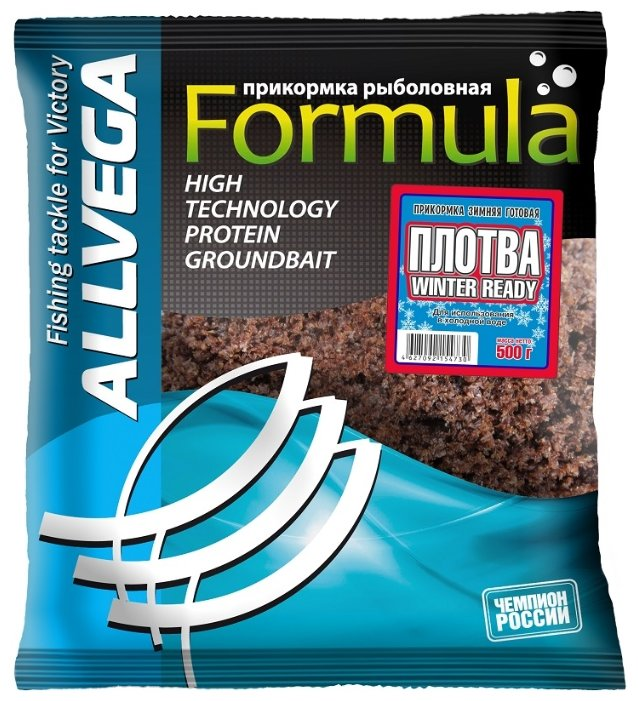 ALLVEGA Formula Winter Ready Плотва