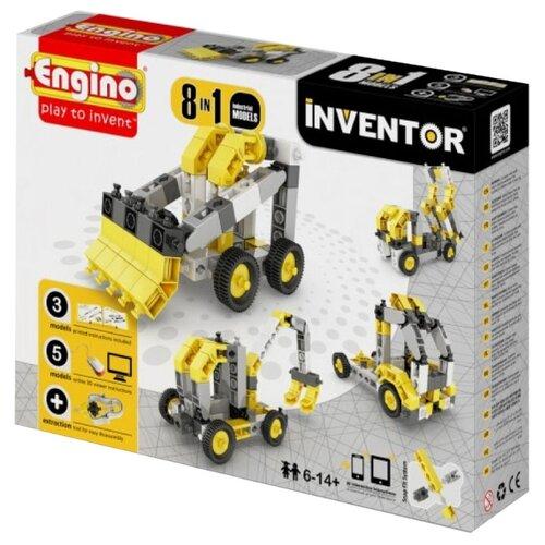 Купить Конструктор ENGINO Inventor (Pico Builds) 0834 Промышленность, Конструкторы