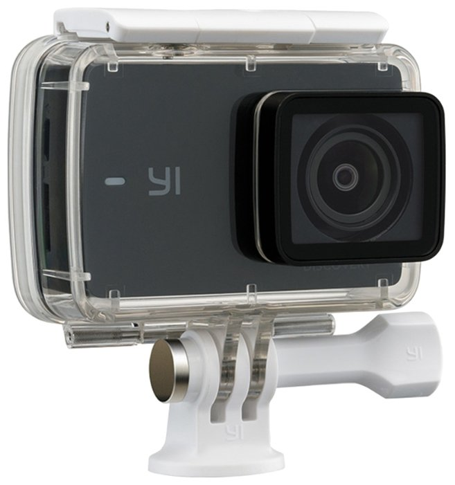 Экшн-камера YI Discovery Action Camera KIT черный