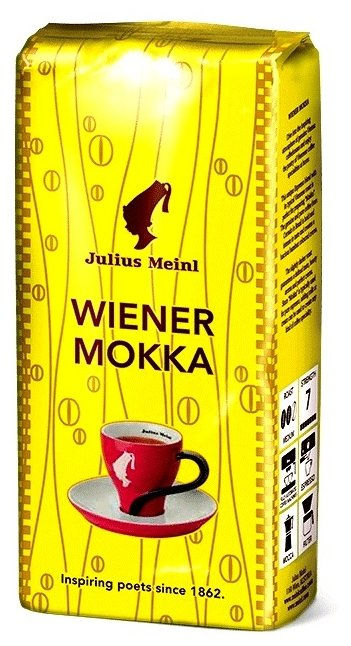 Кофе в зернах Julius Meinl Wiener Mokka