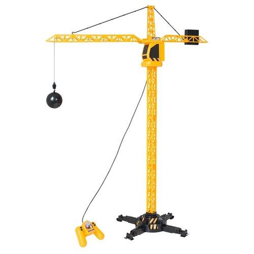 Подъемный кран HTI 1416417 желтый hti фермерский набор для перевозки животных цвет желтый