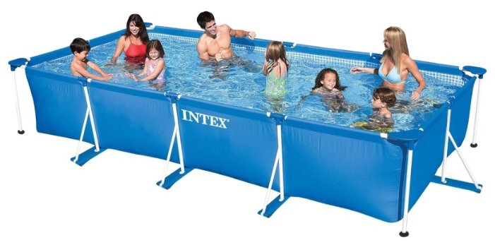 Бассейн Intex Rectangular Frame 28273/58982