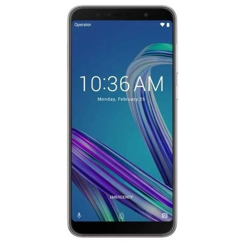 Купить со скидкой Смартфон ASUS ZenFone Max Pro M1 ZB602KL 4/128GB серебристый